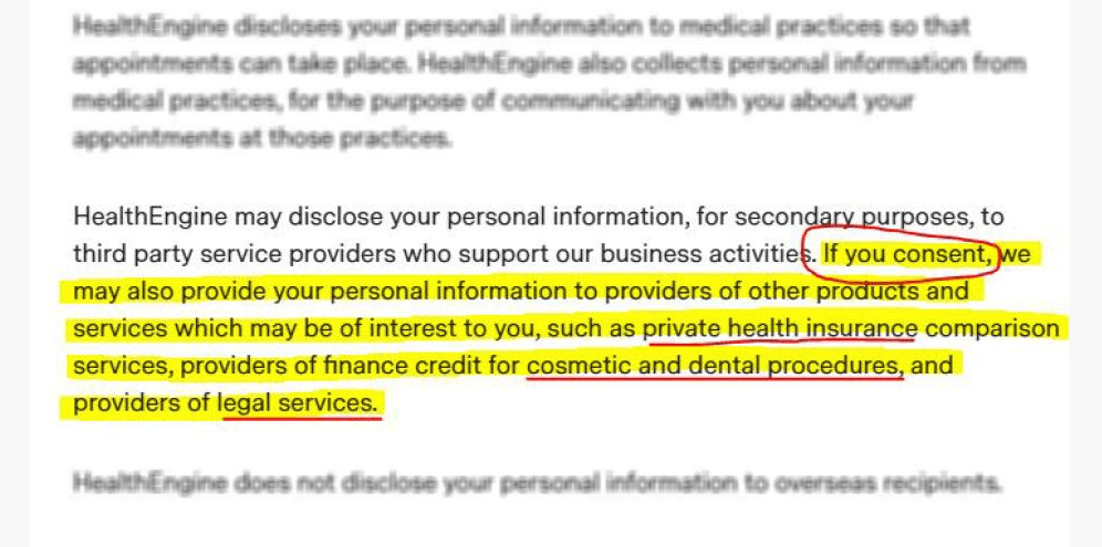Australian Health Records and Notifiable Data Breaches